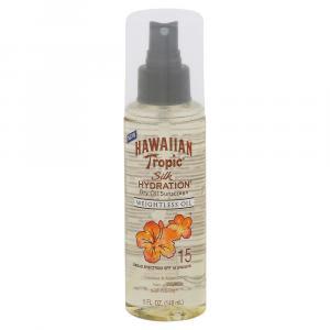 Hawaiian Tropic Silk Hydration Weightless Dry Oil SPF 15