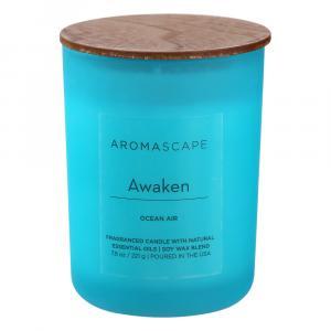 Aromascape Awaken Ocean Air Candle