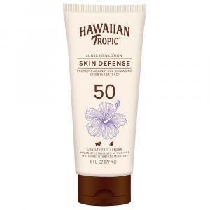 Hawaiian Tropic Antioxidant SPF 50 Sunscreen Lotion