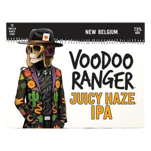 New Belgium Voodoo Juicy Haze IPA