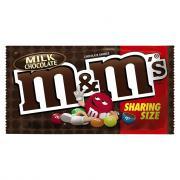 M&M's Plain Chocolate Candies