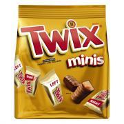 Twix Caramel Minis