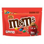 M&M's Peanut Butter Chocolate Candies Snack Size