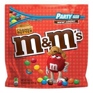 M&M's Peanut Butter Candies