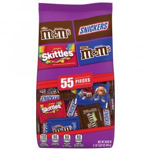 Mars Mixed Fun Size Chocolate