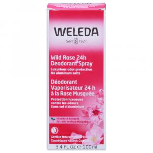 Weleda Wild Rose Deodorant Spray