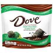 Dove Promises Dark Chocolate & Mint Swirl