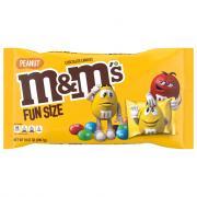 M&M Peanut Fun Size