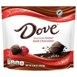 Dove Dark Chocolate Promises
