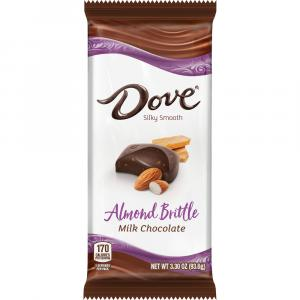 Dove Almond Brittle Milk Chocolate