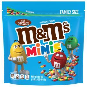 M&M's Mini's Family Size
