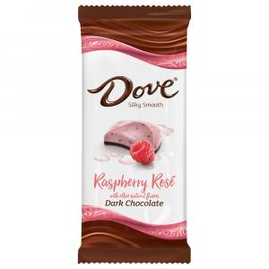 Dove Raspberry Rose Dark Chocolate Bar