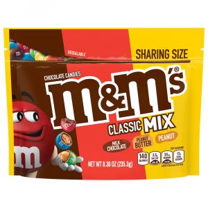 M&M's Classic Mix Sharing Size