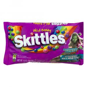 Skittles Wild Berry Bite Size Candies