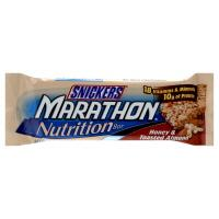 Snickers Marathon Nutrition Honey & Toasted Almond Bar