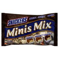 Snickers Mixed Miniatures