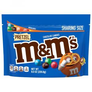 M&M's Pretzel Chocolate Candies