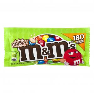 M&M's Crispy Candy