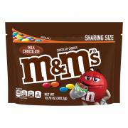 M&M's Milk Chocolate Candies Snack Size
