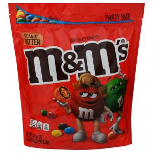 M&M's Peanut Butter Chocolate Candies Party Size