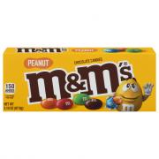 M&M's Peanut Theater Box
