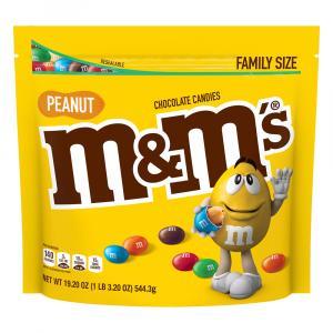 M&M's Peanut Family Size