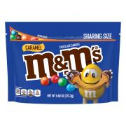 M&M's Caramel Chocolate Candies Snack Size