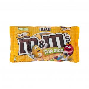 M&m's Peanut Fun Size Candies