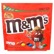 M&M's Peanut Butter Chocolate Candies Family Size