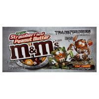 M&m's Strawberried Peanut Butter Candies