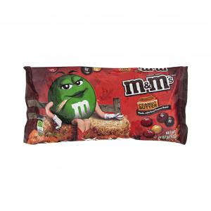 M&m's Halloween Peanut Butter Candies