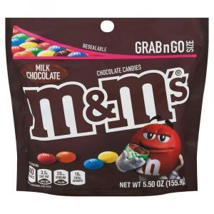 M&M's Milk Chocolate Grab n Go