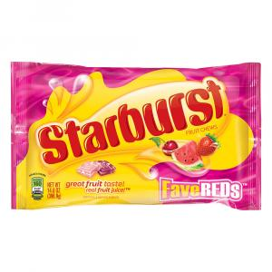 Starburst FaveReds Laydown Bag