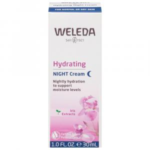 Weleda Hydrating Night Cream Iris Extracts