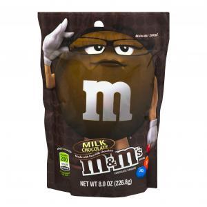 M&m's Milk Chocolate Pouch