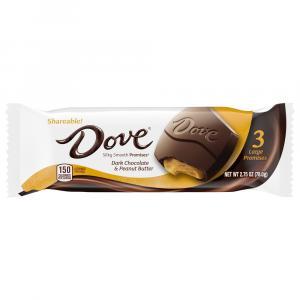 Dove Dark Chocolate & Peanut Butter Shareable