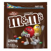 M&M's Milk Chocolate Candies Party Size