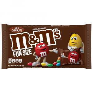 M&M Milk Chocolate Fun Size