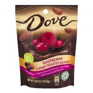 Dove Dark Chocolate Raspberry & Honey Roasted Almond