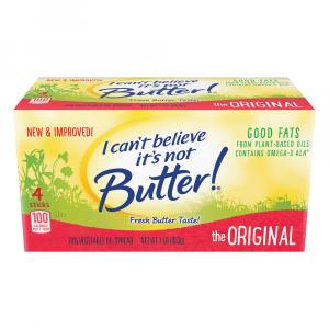 I Can't Believe It's Not Butter Cooking & Baking Sticks