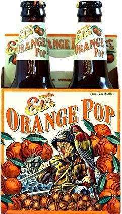 Capt'n Eli's Orange Soda