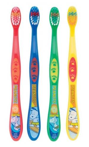 Peanuts Kids Toothbrushes