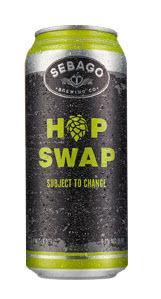 Sebago Brewing Co. Hop Swap
