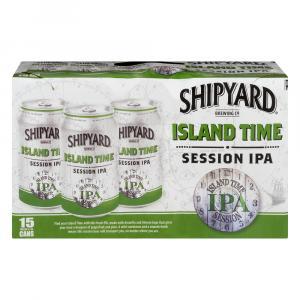 Shipyard Island Time Session IPA