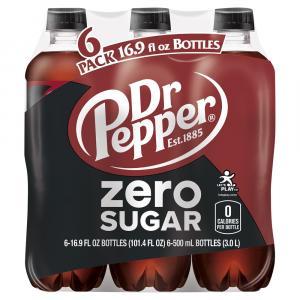 Dr. Pepper Zero Sugar