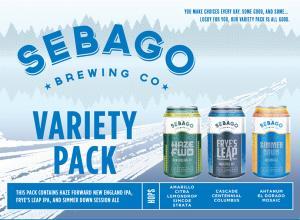 Sebago Variety Pack