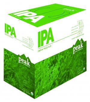 Peak's Organic India Pale Ale