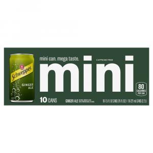 Schweppes Ginger Ale Minis