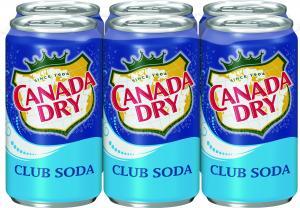 Canda Dry Club Soda