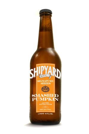 Shipyard Pugsley Series Smashed Pumpkin